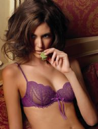 Valisere Taquine Soft Cup Bra in Lilac